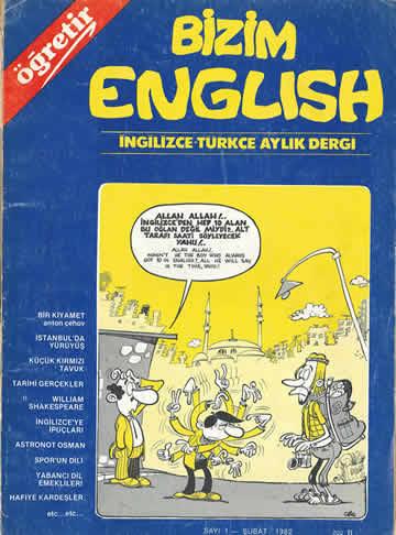 BİZİM ENGLISH (1. SAYI)