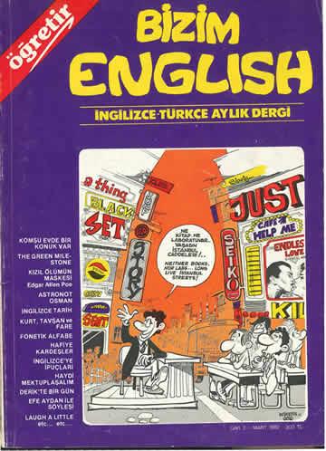 BİZİM ENGLISH (2. SAYI)