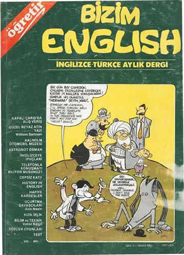 BİZİM ENGLISH (3. SAYI)