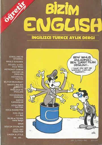 BİZİM ENGLISH (4. SAYI)