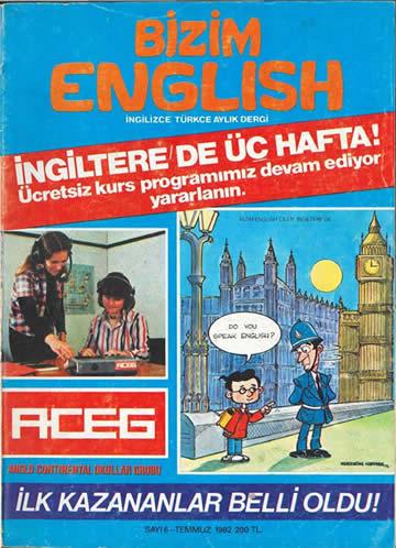 BİZİM ENGLISH (6. SAYI)