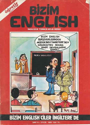 BİZİM ENGLISH (8. SAYI)