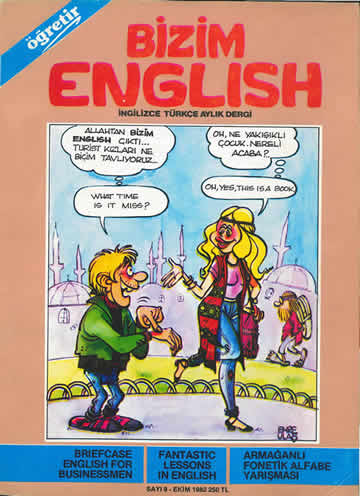 BİZİM ENGLISH (9. SAYI)