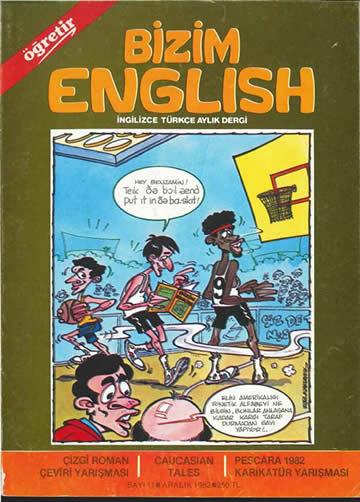 BİZİM ENGLISH (11. SAYI)