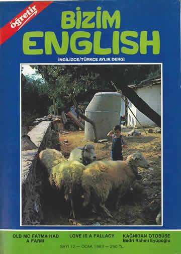BİZİM ENGLISH (12. SAYI)