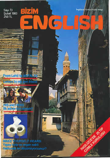 BİZİM ENGLISH (13. SAYI)
