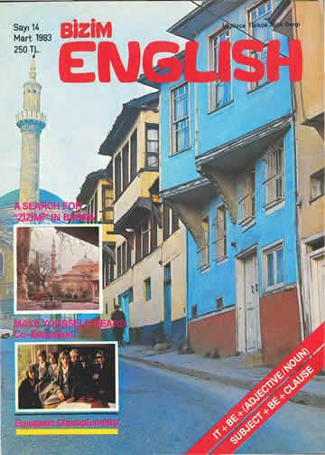 BİZİM ENGLISH (14. SAYI)