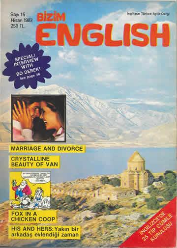 BİZİM ENGLISH (15. SAYI)