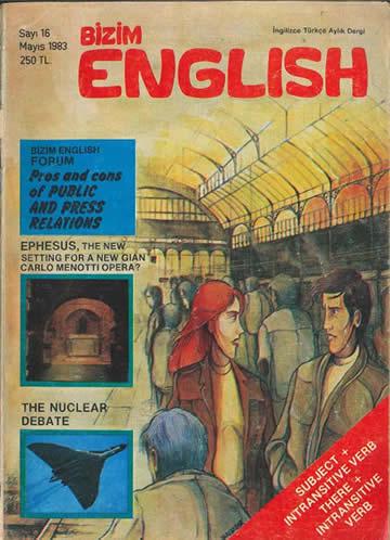 BİZİM ENGLISH (16. SAYI)