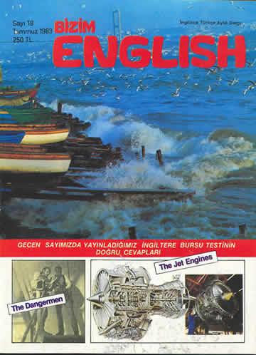 BİZİM ENGLISH (18. SAYI)