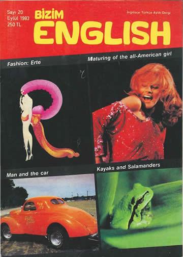 BİZİM ENGLISH (20. SAYI)