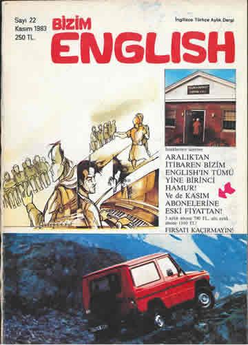 BİZİM ENGLISH (22. SAYI)
