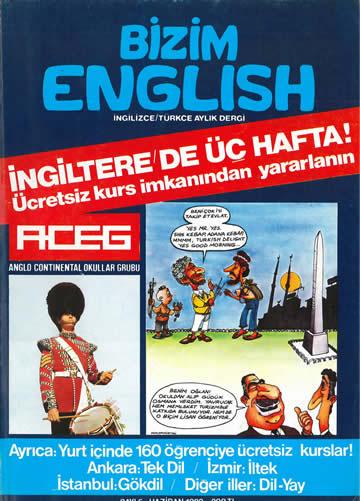 BİZİM ENGLISH (5. SAYI)
