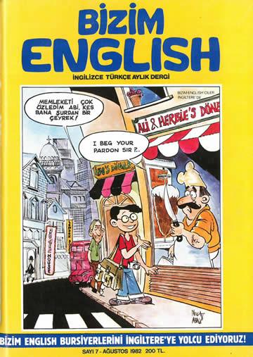 BİZİM ENGLISH (7. SAYI)