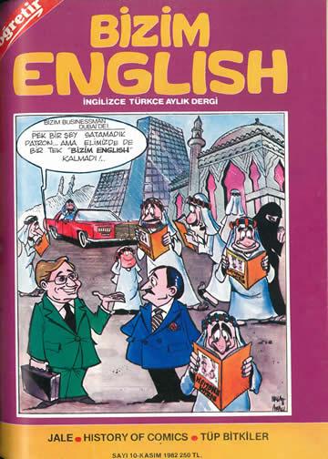 BİZİM ENGLISH (10. SAYI)