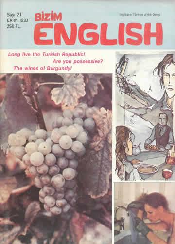 BİZİM ENGLISH (21. SAYI)