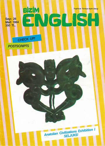 BİZİM ENGLISH (26. SAYI)