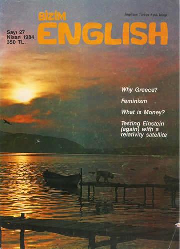 BİZİM ENGLISH (27. SAYI)